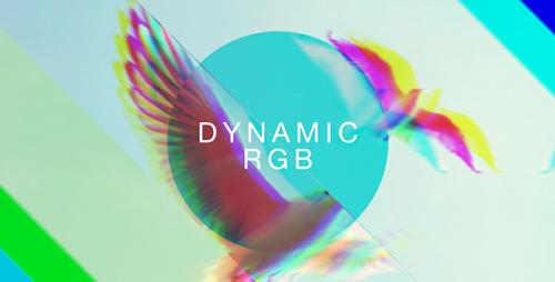 Dynamic RGB Slideshow - Videohive